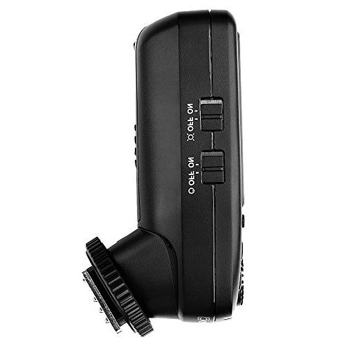 Godox XPro-C Trigger Transmitter with 2.4G HSS LCD for Canon