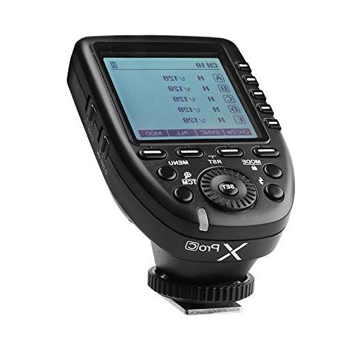 xpro c flash trigger transmitter