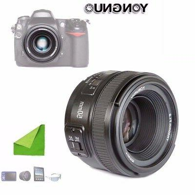 Yongnuo 50mm Auto Lens for Nikon Cameras