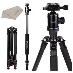 ZOMEI Z688 Magnesium Alloy Tripod with Ball Head for SLR Cam