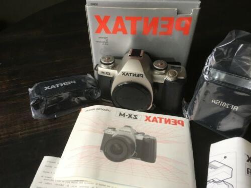 Pentax Camera w/ Lens & In Box!!!