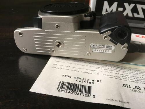 Pentax 35mm Camera w/ Pentax & In Box!!!