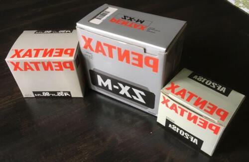 Pentax 35mm Camera w/ & *Mint Box!!!