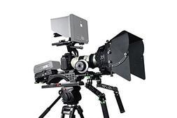 Lanparte PK 02B C Professional DSLR Camera Kit V2B without M