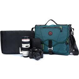 Nicgid Laptop Messenger Bag DSLR Camera Bag Case Shoulder Bo