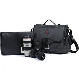 Nicgid Laptop Messenger Bag, Large Messenger Bag Laptop Shou