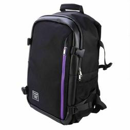 Large Camera Backpack Bag with Waterproof Cover for Canon Ni