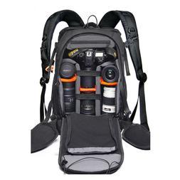 Large Camera Backpack Laptop Bag Insert Case For DSLR SLR Ca