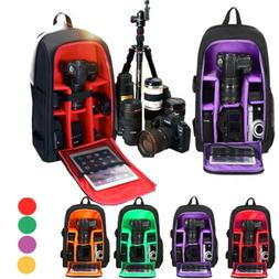 NIce DSLR Outdoor Waterproof Camera Backpack Nti-theft Shoul