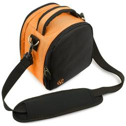 Vangoddy VGLaurelORG Laurel DSLR Camera Case with Removable