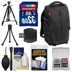 Sony LCS-BP2 Soft Digital SLR Camera Backpack Carrying Case