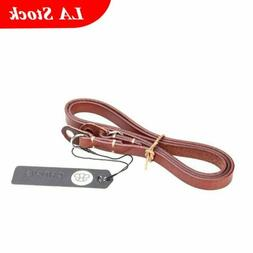 Canpis Leather Camera Neck Shoulder Strap for Nikon Canon So