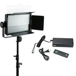 Godox Led500 Lux2900 3300k-5600k Changable Vision Continuous