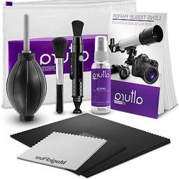 Altura Photo Professional Camera & Lens Cleaning Kit for Can