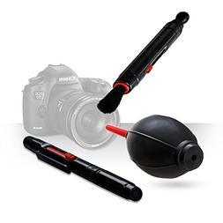 LS Photography  Lens Cleaning Pen Brush for DSLR SLR Camera