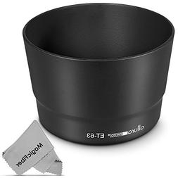 Altura Photo Lens Hood for Canon EF-S 55-250mm f/4-5.6 IS S