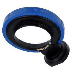 Fotodiox Pro Lens Mount Adapter - Arri PL  Mount Lens to Can