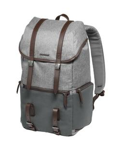 Manfrotto Lifestyle Windsor Backpack for DSLR Camera and Lap