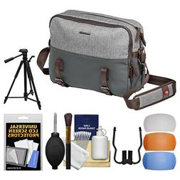 Manfrotto Lifestyle Windsor Digital SLR Camera Reporter Bag