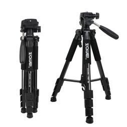 Lightweight Sturdy Camera Tripod Travel Tripod Pan Head for