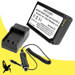 Halcyon 1200 mAH Lithium Ion Replacement Battery and Charger
