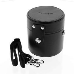 Mennon LLC-SLR80 standard small camera Lens Leather 80x80mm