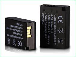 LP-E17 Battery For Canon Rebel SL2 T6i T7i EOS M3 M5 M6 77D