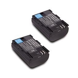 LP E6 LP-E6 Battery  Replacement Li-ion Battery for Canon EO