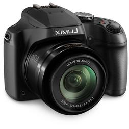 Panasonic LUMIX DC-FZ80 4K/60x Zoom Digital Camera - Black N