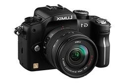 Panasonic Lumix DMC-G1 12.1MP Micro Four Thirds Interchangea