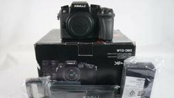 Panasonic LUMIX DMC-G7 4K Camera Body in Box ** 122 Shutter
