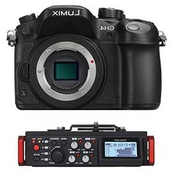 Panasonic Lumix DMC-GH4 Mirrorless Digital Camera - 4K Cinem