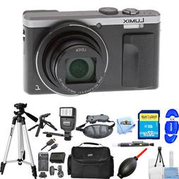 Panasonic Lumix DMC-ZS60 Digital Camera  PRO BUNDLE BRAND NE