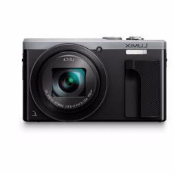 Panasonic Lumix DMC-ZS60S 18MP 4K Digital Camera with 30x Op