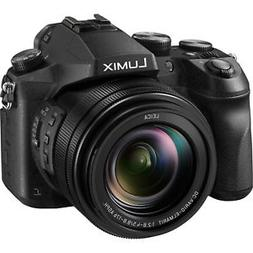Panasonic LUMIX FZ2500 20.1MP Digital SLR Camera - Black (Ki