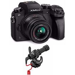 PANASONIC LUMIX G7 4K Mirrorless Camera with Rode VideoMicro