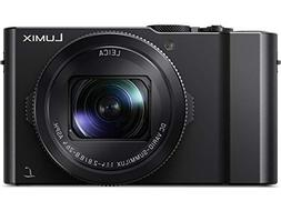 "PANASONIC LUMIX LX10 Camera, 20.1 Megapixel 1"" Large Sensor,"