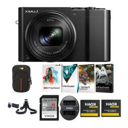 Panasonic LUMIX ZS100 20.1MP 4K Digital Camera  Holiday Bund