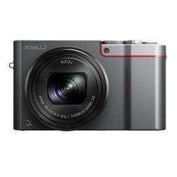 Panasonic Lumix ZS100 20.1 Megapixel Bridge Camera - Silver