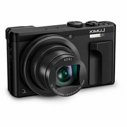 Panasonic LUMIX ZS60 18.0 MP Digital Camera - Black
