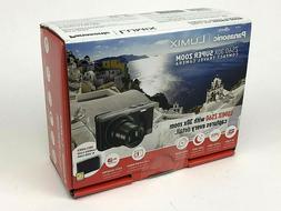 Panasonic Lumix ZS60 + SD / 4k 30x Zoom 18.0MP Digital Camer