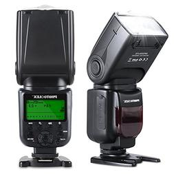 Photoolex M800N 1/8000s Flash Speedlite i-TTL / TTL Speedlig