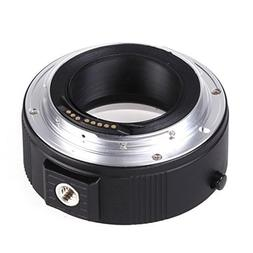 ACOSUN Macro AF Auto Focus Extension DG Tube 25mm Ring Metal
