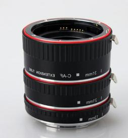 Macro <font><b>adapter</b></font> ring for Canon eos electro
