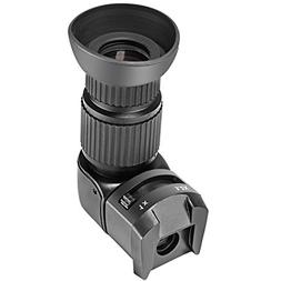 Neewer 1X/3.2X Magnification Right Angle Viewfinder with 5 M