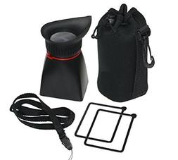 Professional 2x Magnification Viewfinder for Canon EOS Rebel