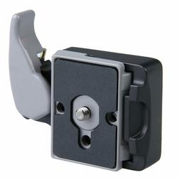 Manfrotto 323 RC2 System Quick Release Adapter with 200PL-14