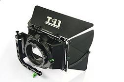 Lanparte MB-01 Matte Box for DSLR Camera Rig