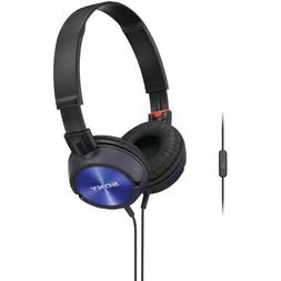 Sony MDR-ZX300AP Sound Monitoring Headphones