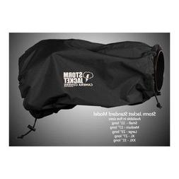 Vortex Media Storm Jacket Cover for an SLR Camera with a Ext